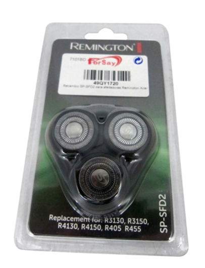 Recambio cuchillas afeitadora Remington R4130 29b2516b9e69