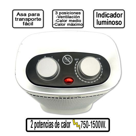Calefactor Ceramico Marca Fersay Modeloclfc2105