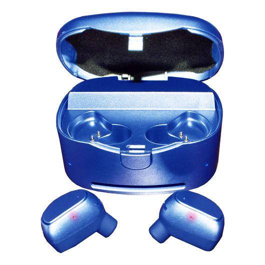 5533d7b3e27 Auriculares IN-EAR Bluetooth Microfono color Azul - Auriculares - FERSAY