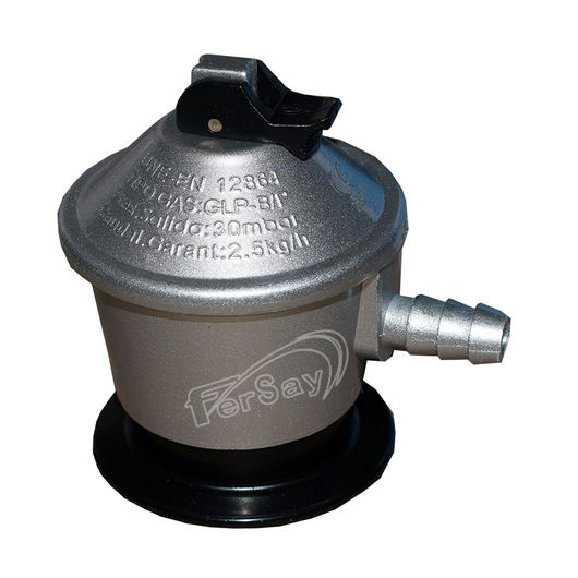Regulador para gas butano 30grs accesorios cocinas gas - Regulador gas butano ...