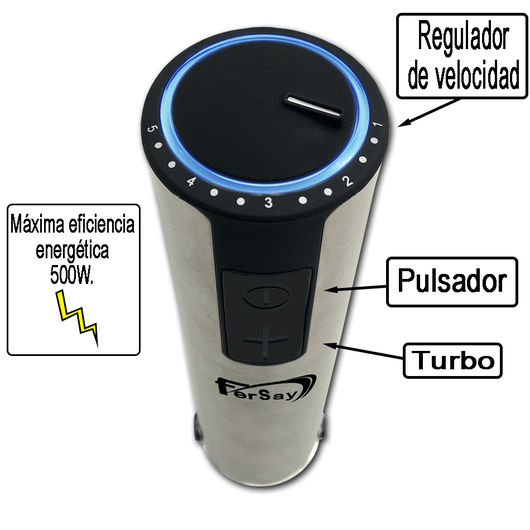 Batidora De Mano Marca Fersay Modelo Btm2200