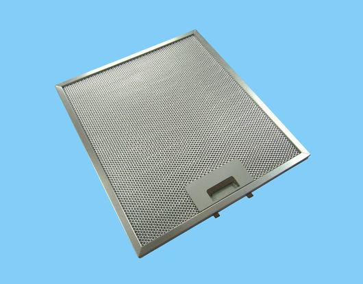 Filtro met lico campana fagor 305 x 265 mm filtros - Filtro campana extractora ...