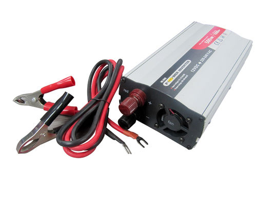 Connvertidor Electricidad Ccca 12 V A 220 V 500 W